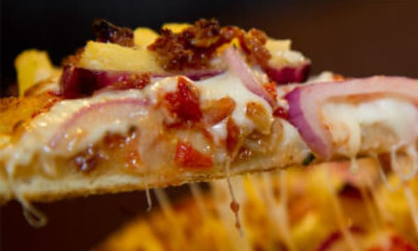 Sample catering from Patxi's Campbell