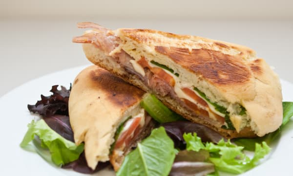 Sample catering from Speedy Panini