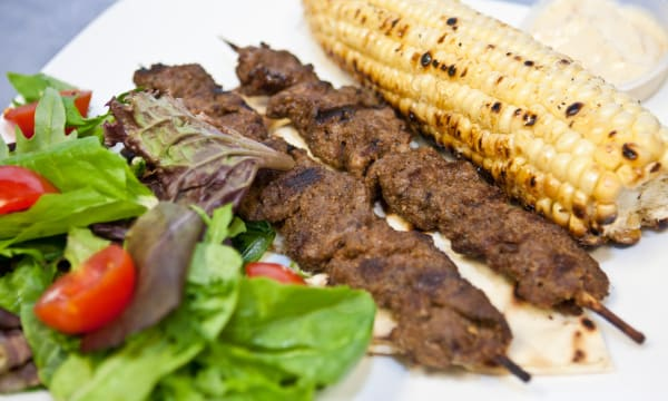 Sample catering from Suya African Caribbean Grill