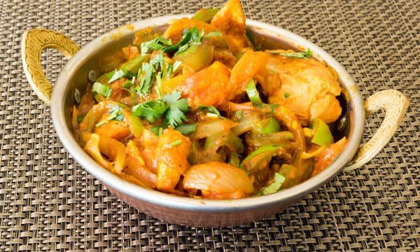 Sample catering from Tiranga Cafe