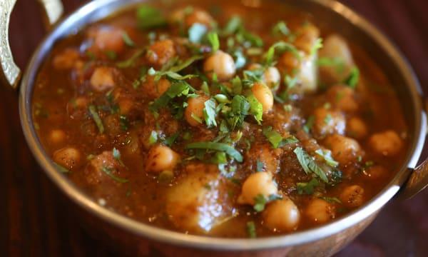 Sample catering from Viva Goa
