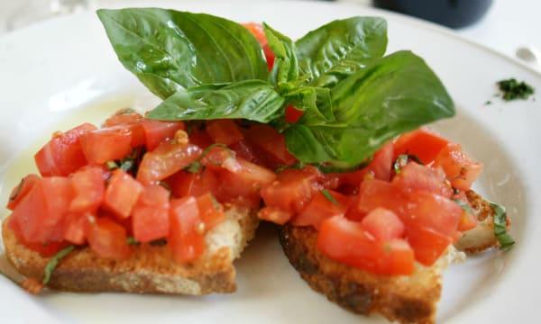 Sample catering from Serafina Harlem