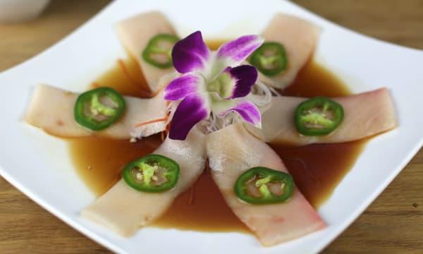 Sample catering from Masaki Teriyaki
