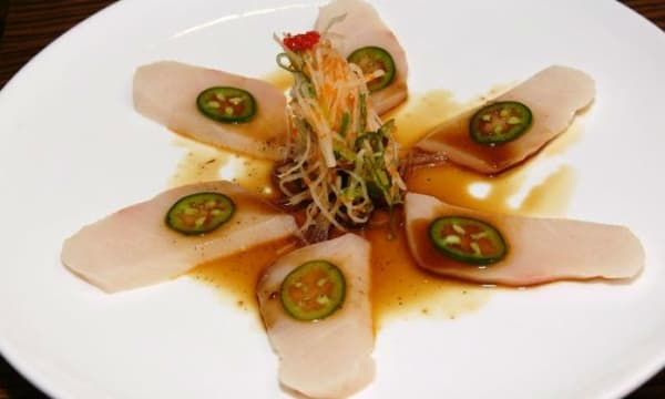 Sample catering from Suzu Sushi