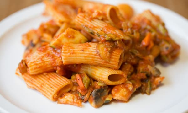 Sample catering from Ristorante Don Giovanni