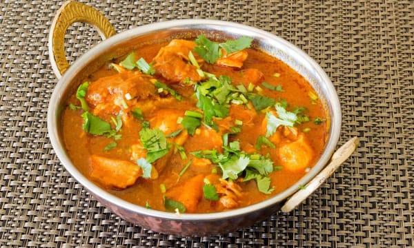 Sample catering from Tandoori Paradise