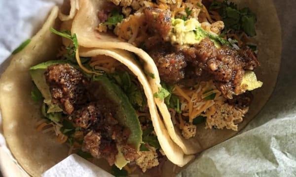 Sample catering from Jalapa Jar