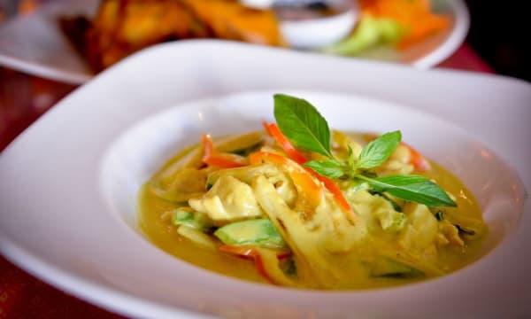 Sample catering from Emporium Thai