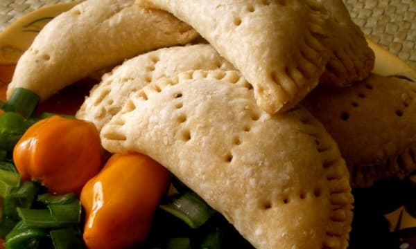 Sample catering from Peaches Patties