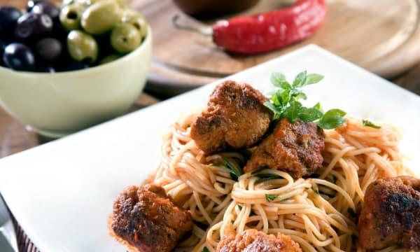 Sample catering from Gregorio's Italian