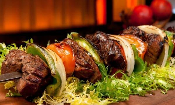 Sample catering from Shishman Mediterranean Grill