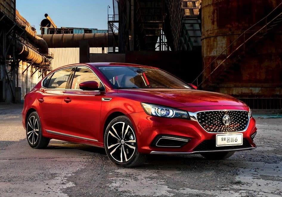 Motorabia Mg 6 New Car Price In Jordan