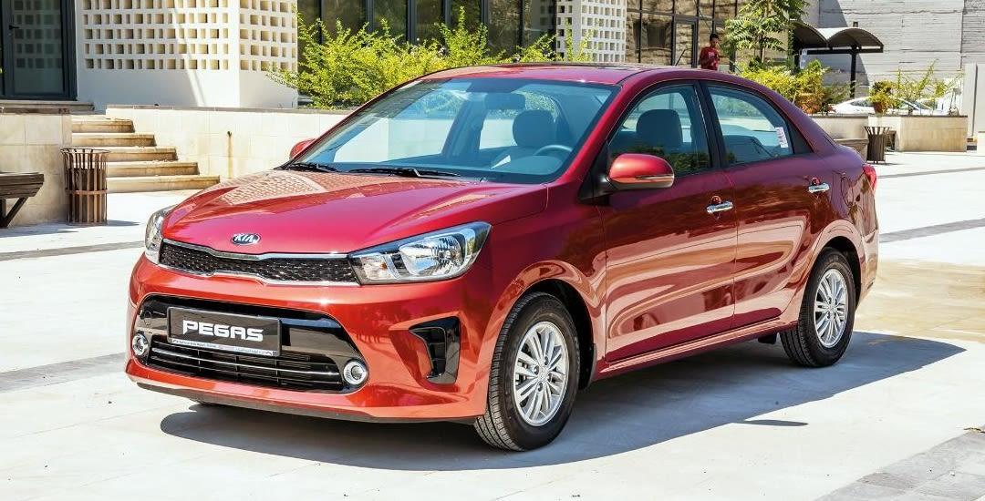 Motorabia Kia Pegas New Car Price In Jordan