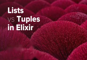 Elixir lists vs Elixir tuples