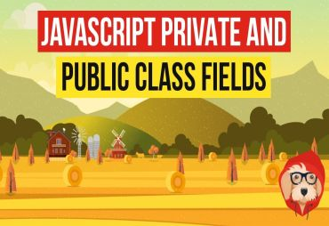 Public and Private class fields in Node 12
