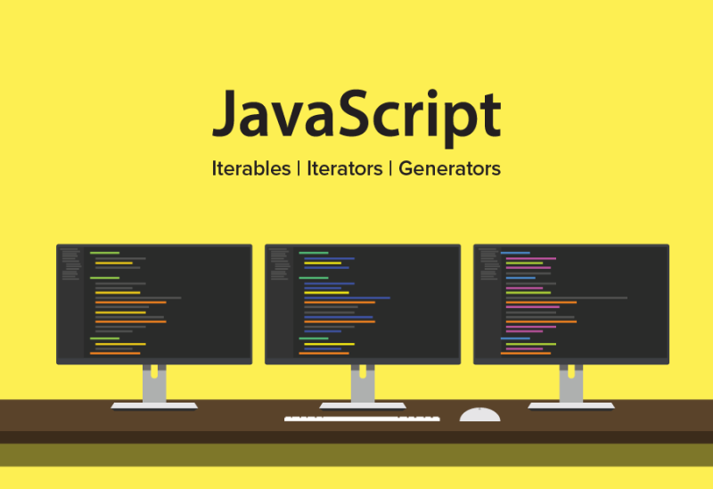 JavaScript Iterators and Generators: Synchronous Iterators