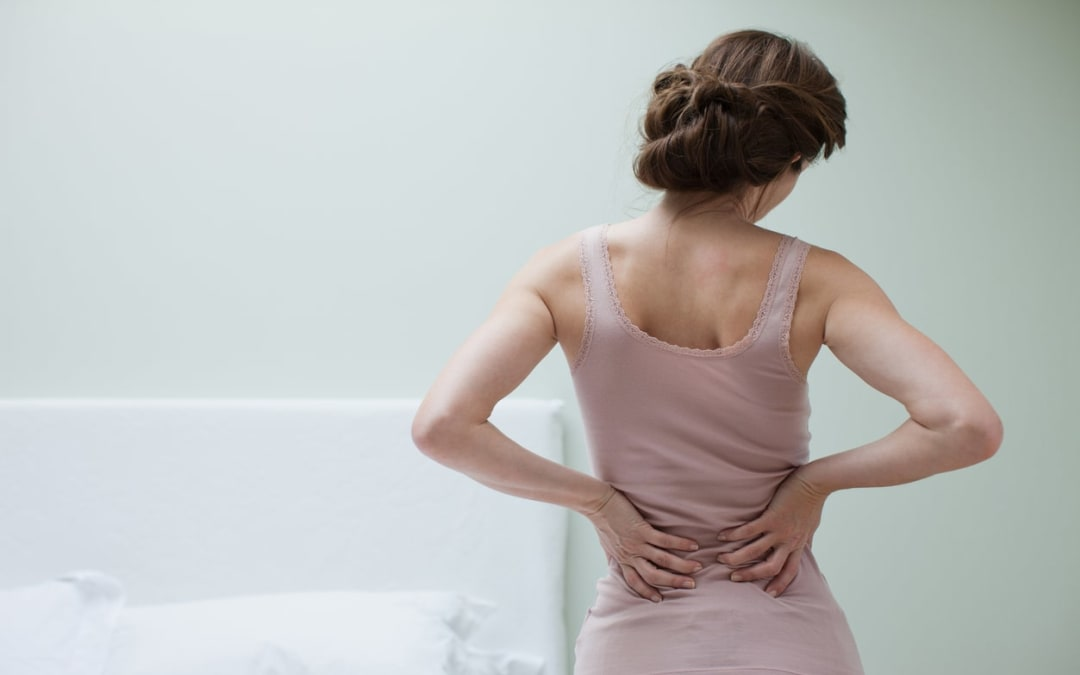 Every day back pain: Managing a bulging disc