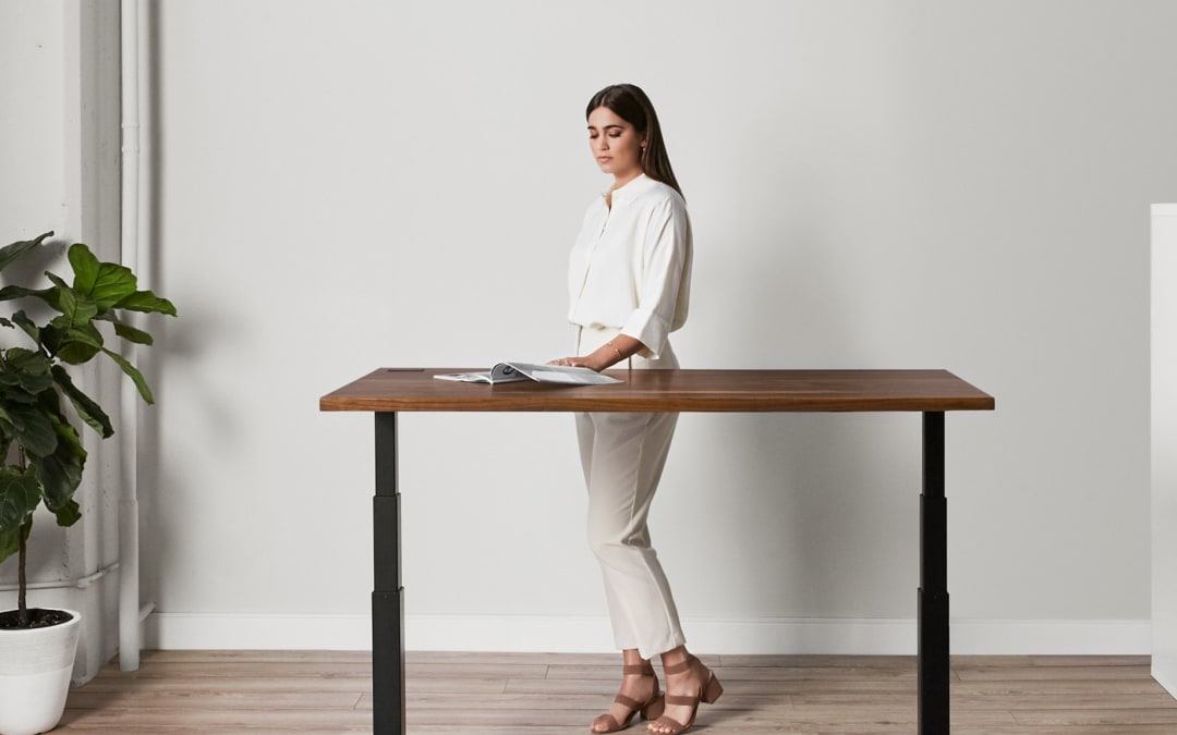 What is the Right Height for a Standing Desk?