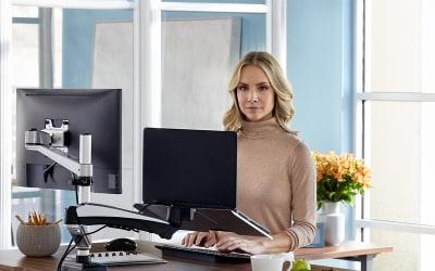 VARIDESK ProDesk 60 Electric Standing Desk 2020 Review