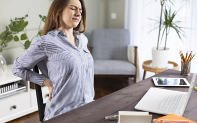 Everyday back pain: Strategies to deal with lower back pain