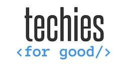 Techies 4 Good logo