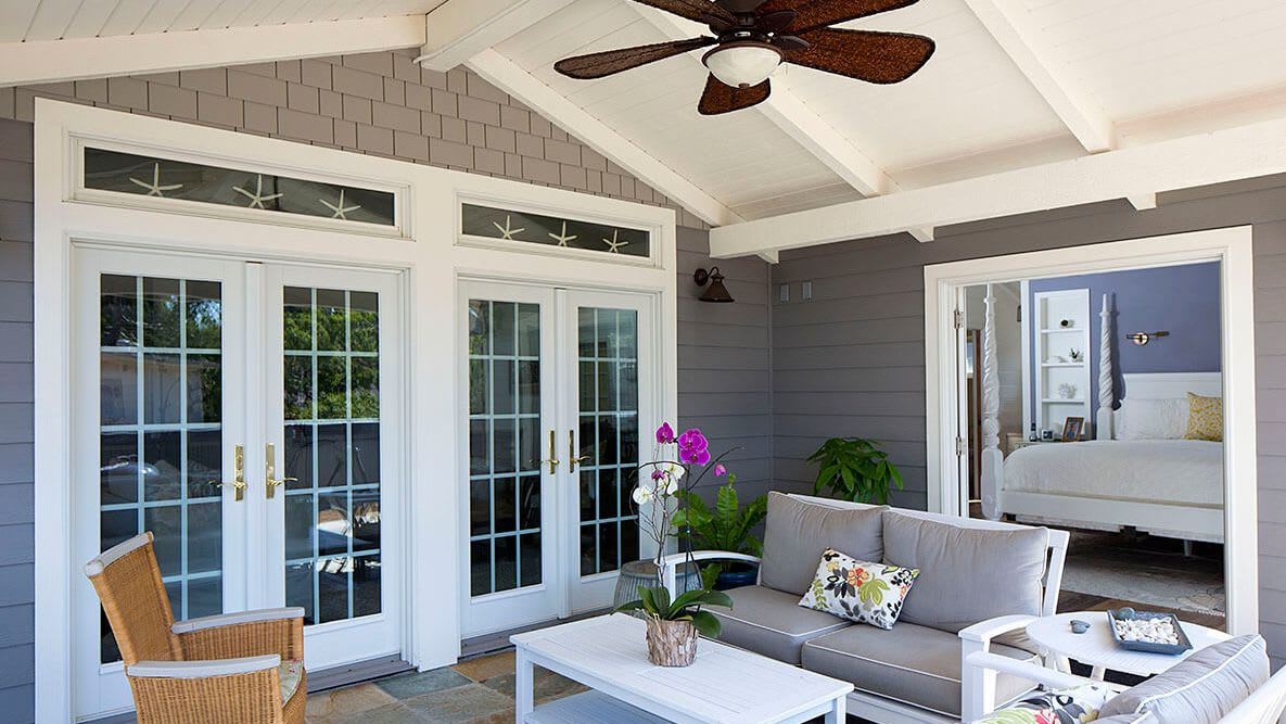 image of San Diego outdoor living space