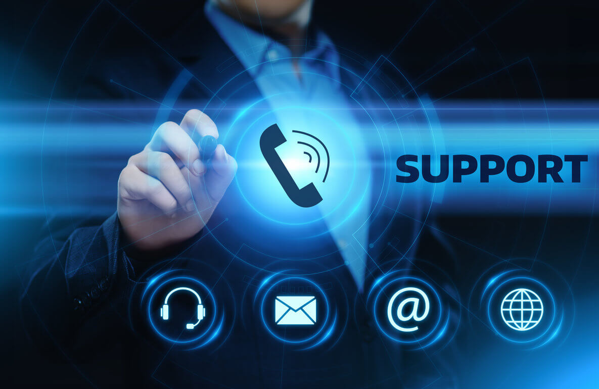 Technical Support SUPPORT 1