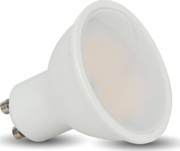 Led Lamp GU10 3 Watt Warm White V-TAC