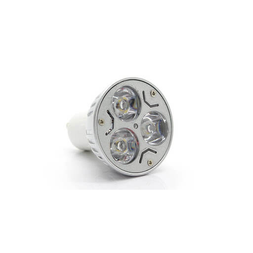 Led Lamp GU10 3 Watt Cool White