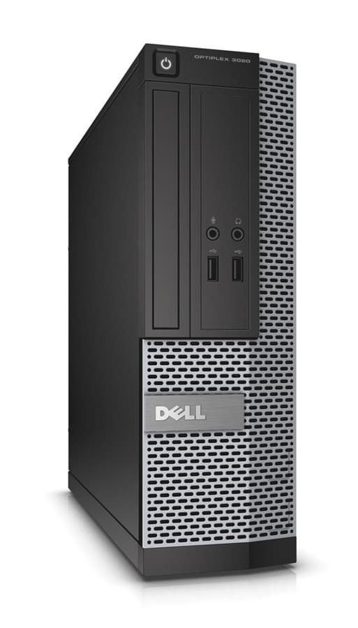 Refurbished PC DELL PC 3020 SFF Intel i5 3.60GHz με Δίσκο SSD 240GB