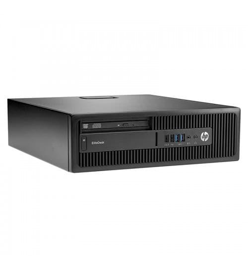 Refurbished PC HP ProDesk 600 G2 SFF Intel Pentium 3.30GHz με Δίσκο SSD 240GB