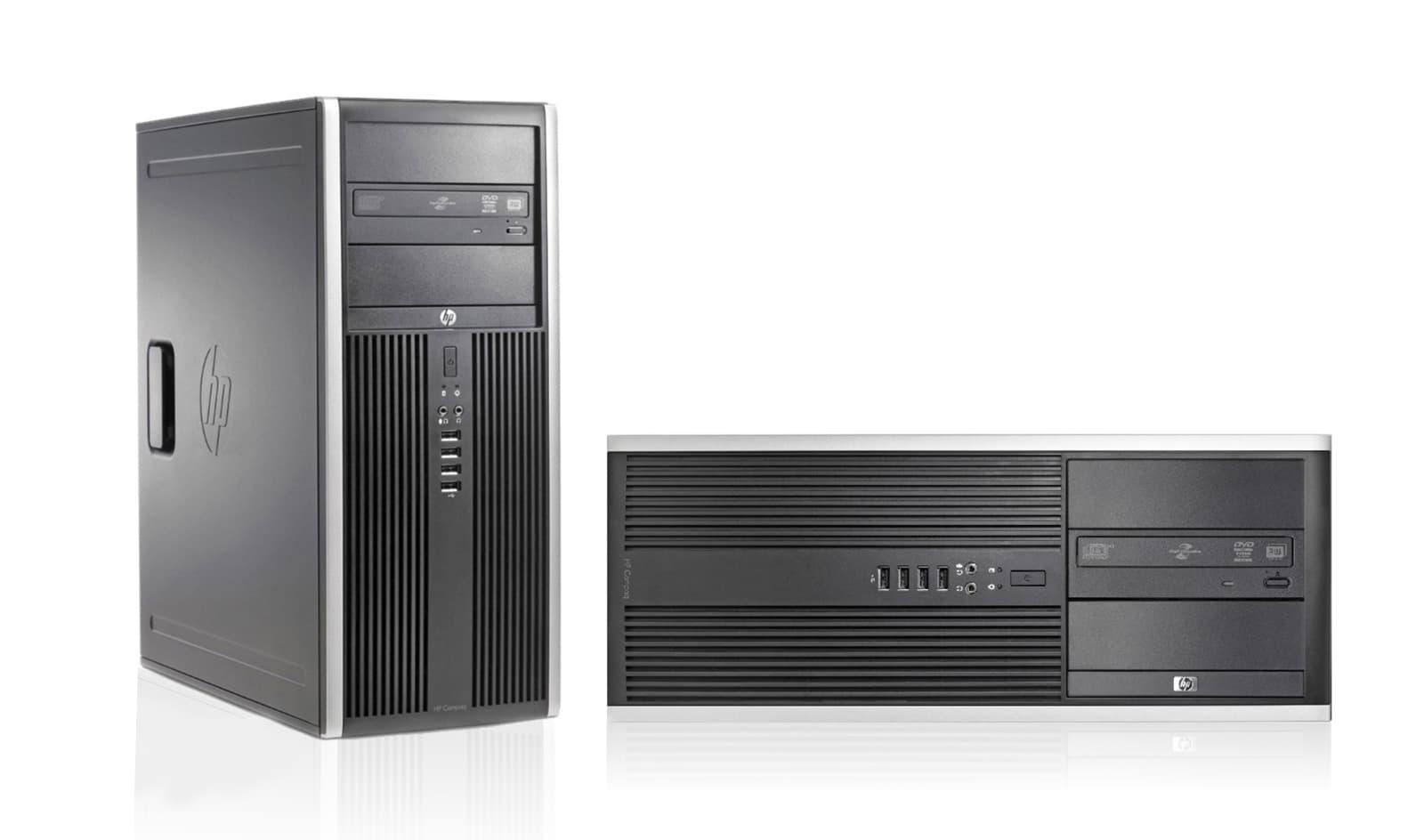 Refurbished PC HP SQR PC 8300 Elite CMT Intel i5 3.60GHz με Δίσκο SSD 240GB