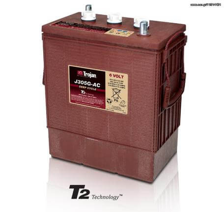 Battery Trojan J305G-AC 315Ah 6V