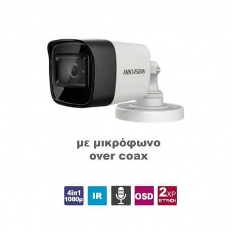 Camera Bullet HIKVISION 1080p DS-2CE76D0T-ITPFS2.8 AOC