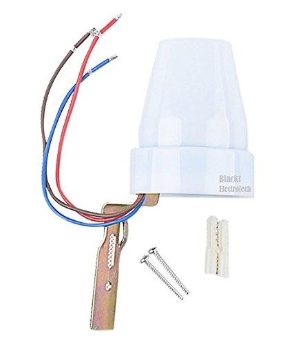 Φωτοκύτταρο Ημέρας Νύχτας 10 Ampere 230v