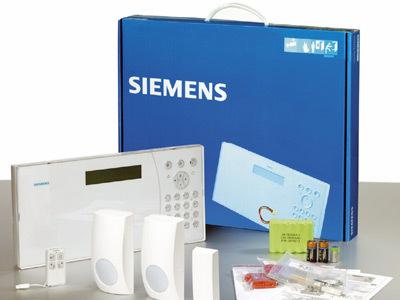 ΣΕΤ Ασύρματου Συναγερμού Siemens Sintony IC60W-10 A Χωρίς Σειρήνα