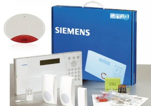 ΣΕΤ Ασύρματου Συναγερμού Siemens Sintony IC60W-10 Β