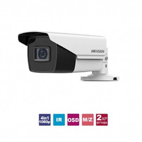 Surveillance Camera Motorized Varifocal Bullet HIKVISION 1080p DS-2CE19D0T-IT3ZF