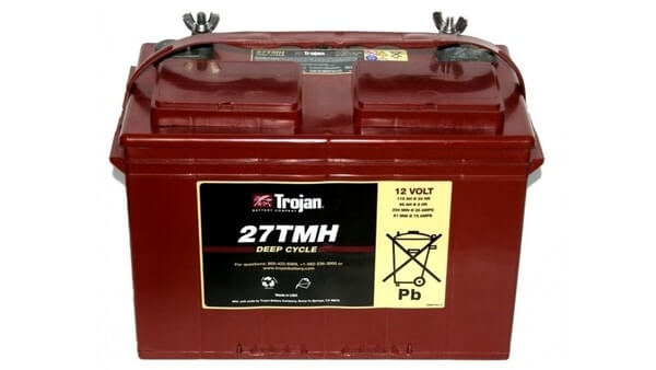 Battery Trojan 27 TMH 115Ah 12V