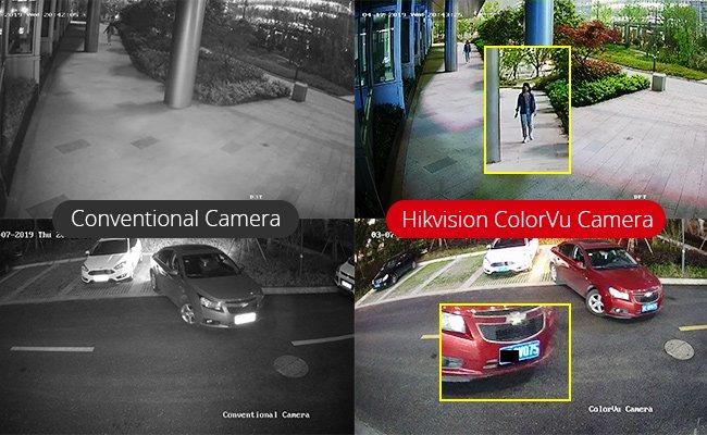 Τεχνολογία ColorVu HIKVISION