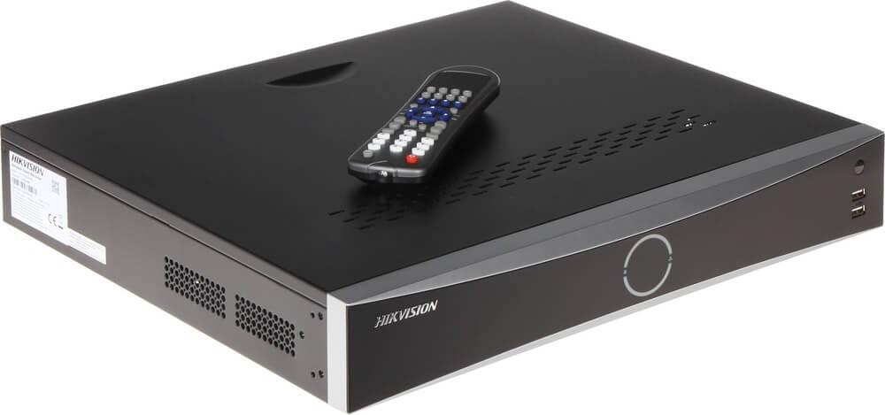 Acusense Δικτυακό Καταγραφικό NVR  HIKVISION DS-7732NXI-I4/4S για 32 IP Κάμερες