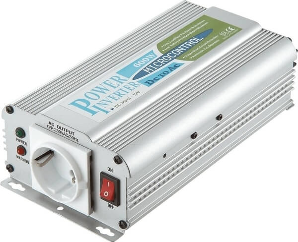 Inverter 24vdc to 230Vac 600VA  modified sine wave HP-600-24