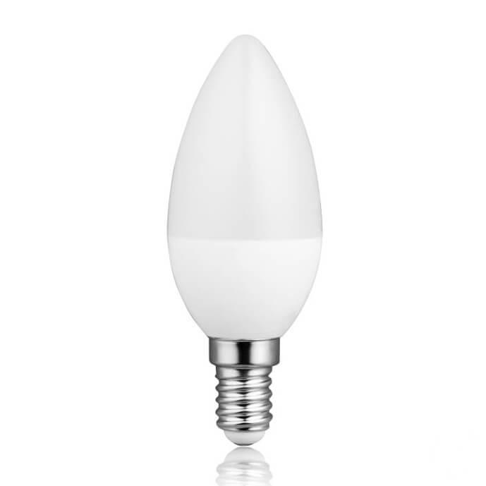 Κεράκι LED E14 3watt Θερμό Λευκό OEM