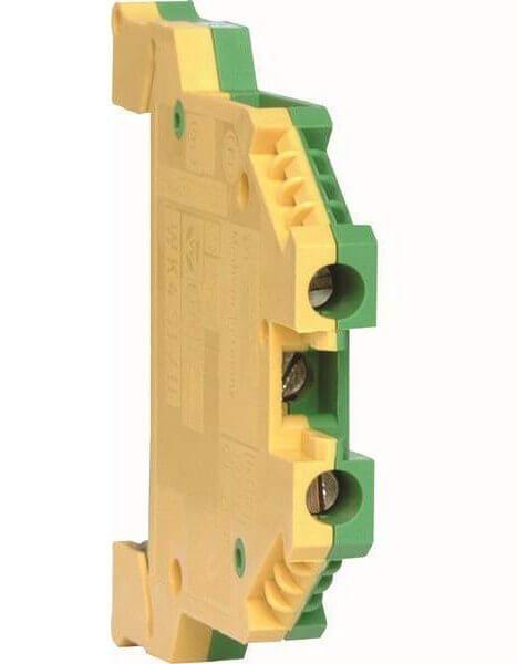 Κλέμα Ράγας Γείωσης 6 mm² USLKG6N SUP