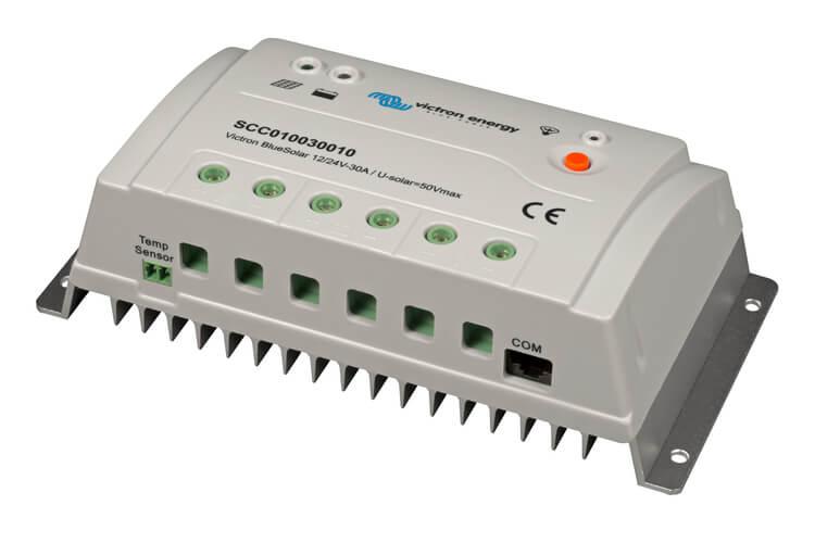Ρυθμιστές Victron BlueSolar PWM Pro 12/24V-20A