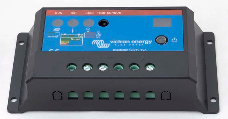 Solra Charger Victron BlueSolar PWM Light 12/24V-20A