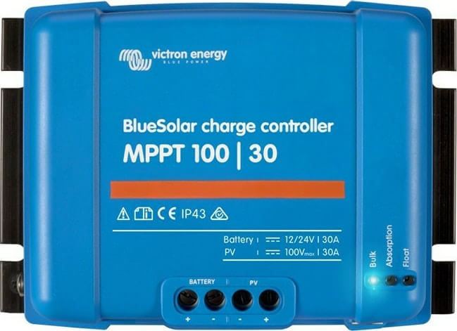 Solar Charger Victron Blue Solar MPPT 100/30