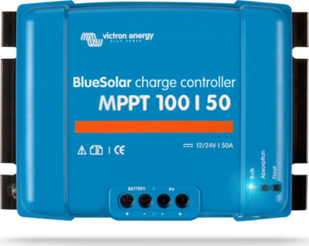 Solar Charger Victron Blue Solar MPPT 100/50