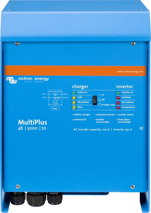 Inverter Victron Multiplus 48-5000-70-100