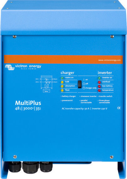 Inverter Victron Multiplus C 48-3000-35-16